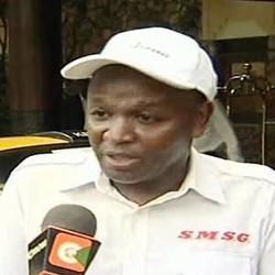 Patrick Njiru